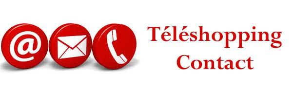 Téléshopping Contact service client