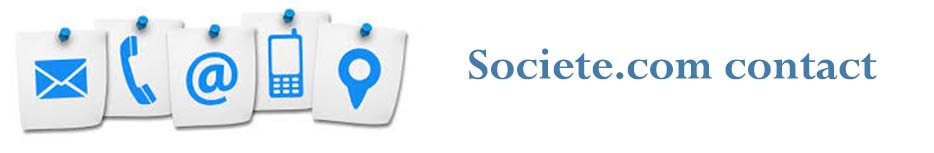 Societe.com contact