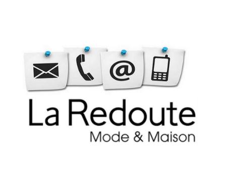 Coordonnées de contact La Redoute