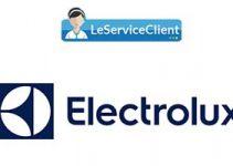 contact Electrolux SAV