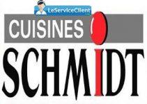 contacter service client Schmidt