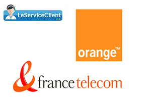 contact France telecom Orange