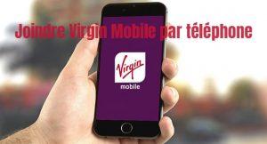 Joindre Virgin Mobile par téléphone