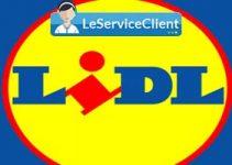 contact service client Lidl