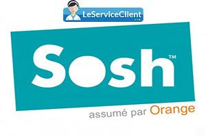 Contacter service client sosh