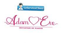 Contacter service client Adam et Eve