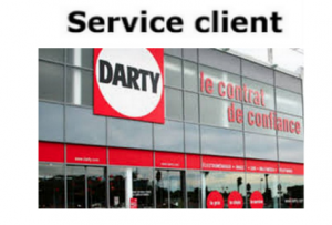 contact Darty France