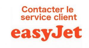 CONTACT SERVICE CLIENT EASYJET