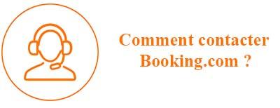 Comment contacter Booking.com ?