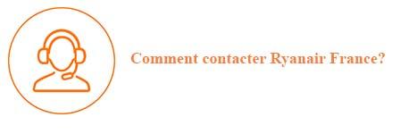 contact Ryanair France