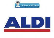 service client Aldi contact
