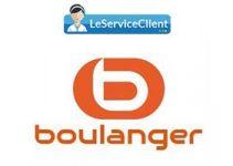 contact service client boulanger