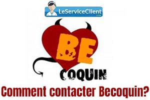 contacter service client Becoquin