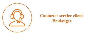 contact boulanger France