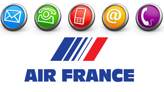 Service client Air France