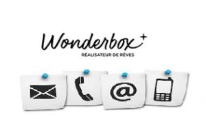 Contact service client wonderbox