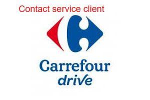 Contact-service-client-Carrefour-Drive