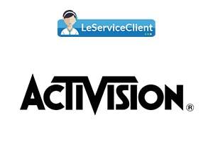 téléphone Activision France
