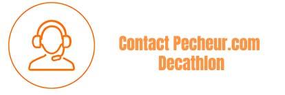 Contact Pecheur.com Decathlon