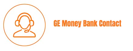 GE Money Bank contact téléphone