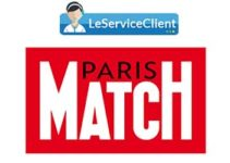 paris match service abonnement