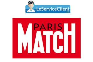 paris match service abonnement
