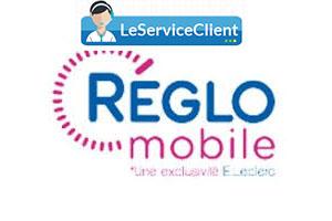 Contact service client Leclerc réglo mobile