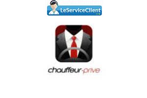 Contact service client chauffeur privé
