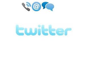 CContact service client Twitter