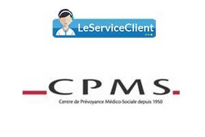 Contacter CPMS téléphone