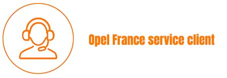 Opel France service client