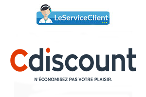 cdiscount SAV contact