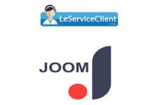 contacter JOOM service client
