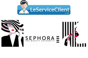 Contact service client Sephora