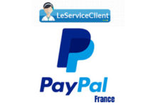 contact paypal france