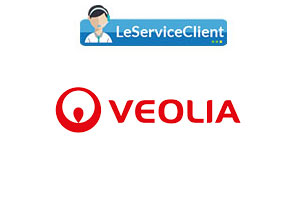 Contact service client Veolia