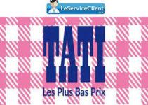 Contact service client Tati