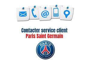 contacter psg