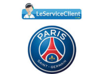 contacter service client psg