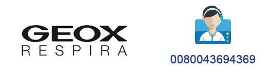 contact service client Geox par téléphone
