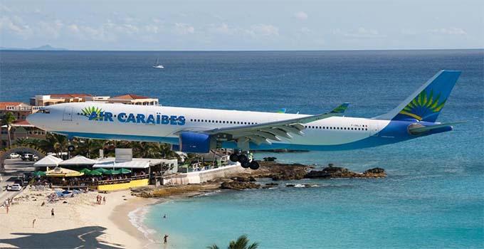 joindre le service client Air Caraibes par différents moyens de contact
