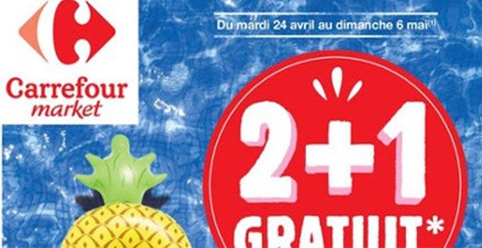 Le catalogue Carrefour Market