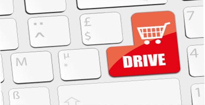 Le service client Carrefour Drive