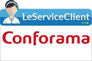 service consommateur conforama