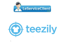 Contacter le service client Teezily