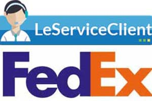 joindre facilement le service client fedex france
