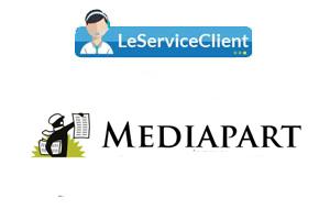 Contacter service client Mediapart