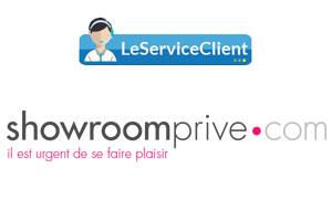 numero telephone gratuit showroomprive