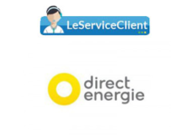 Service client direct energie contact