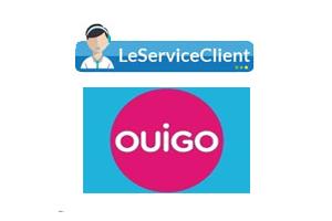 Contacter le service client Ouigo